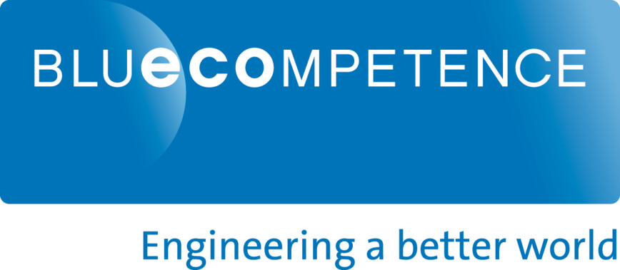 Logo Blue Competence