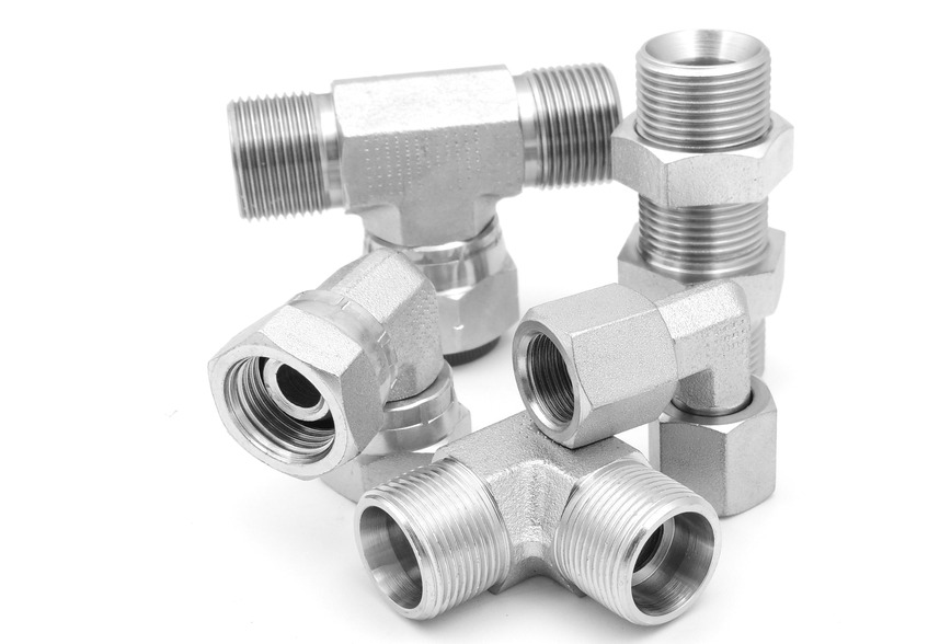 Logo Hose fittings, adapters, quick couplings
