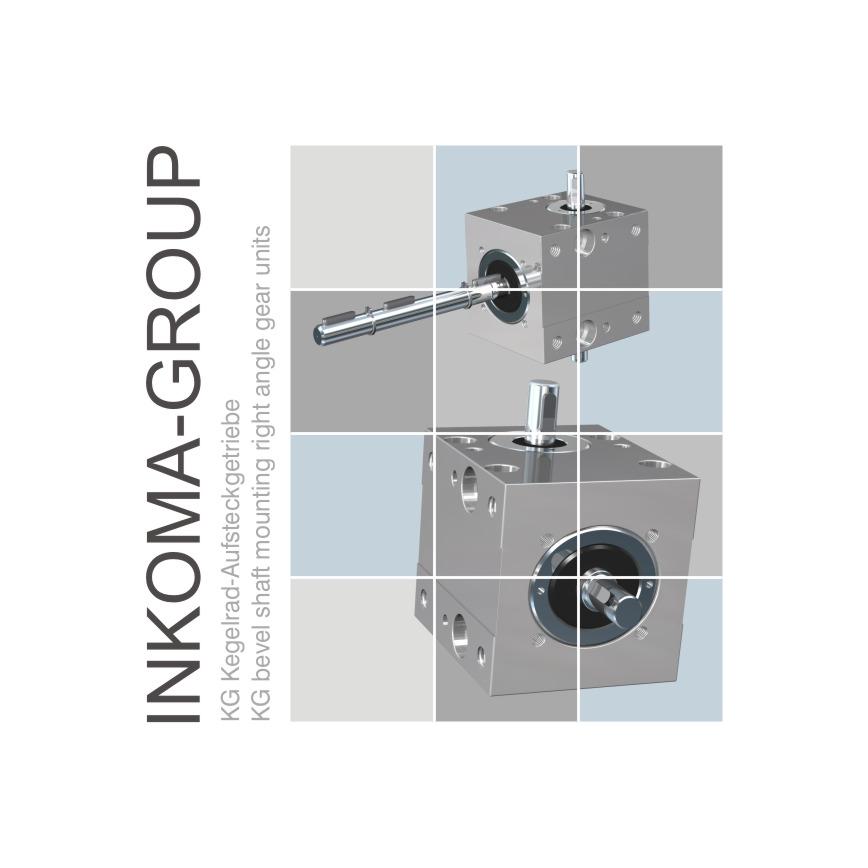 Logo INKOMA - KG Kegelrad-Aufsteckgetriebe