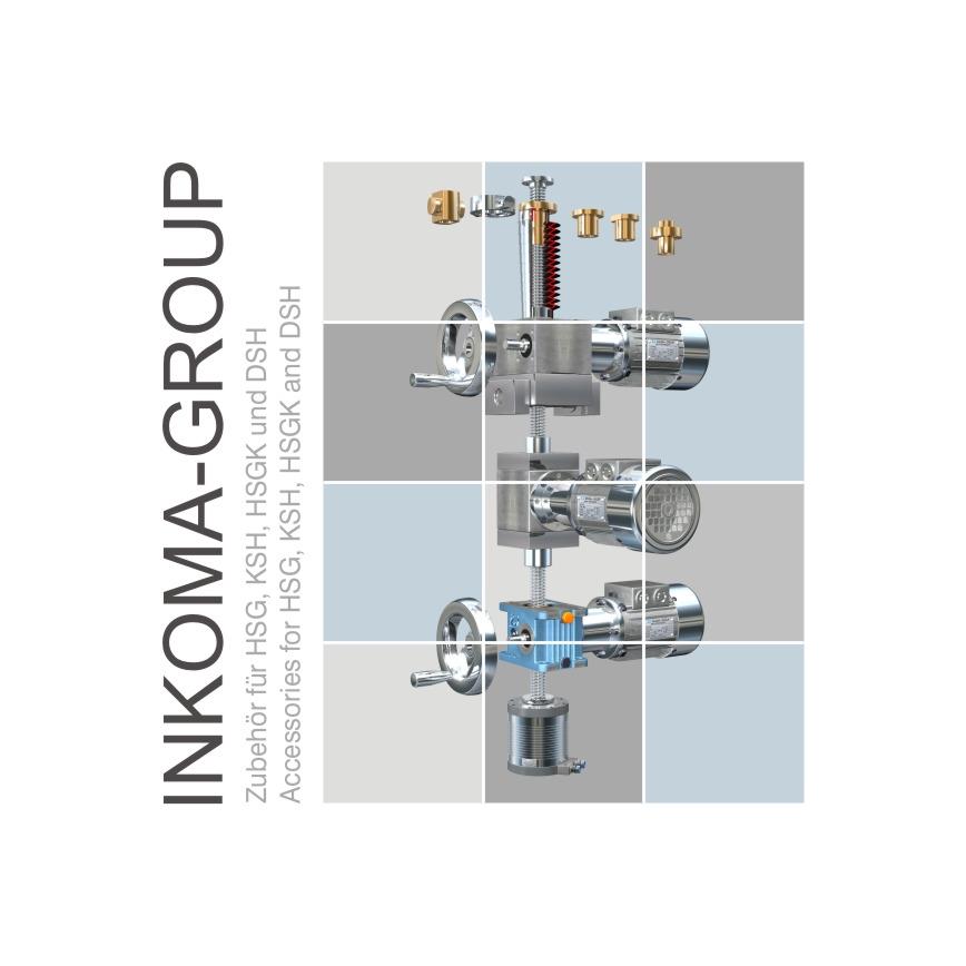 Logo INKOMA - Zubehör für HSG, KSH, HSGK und DSH