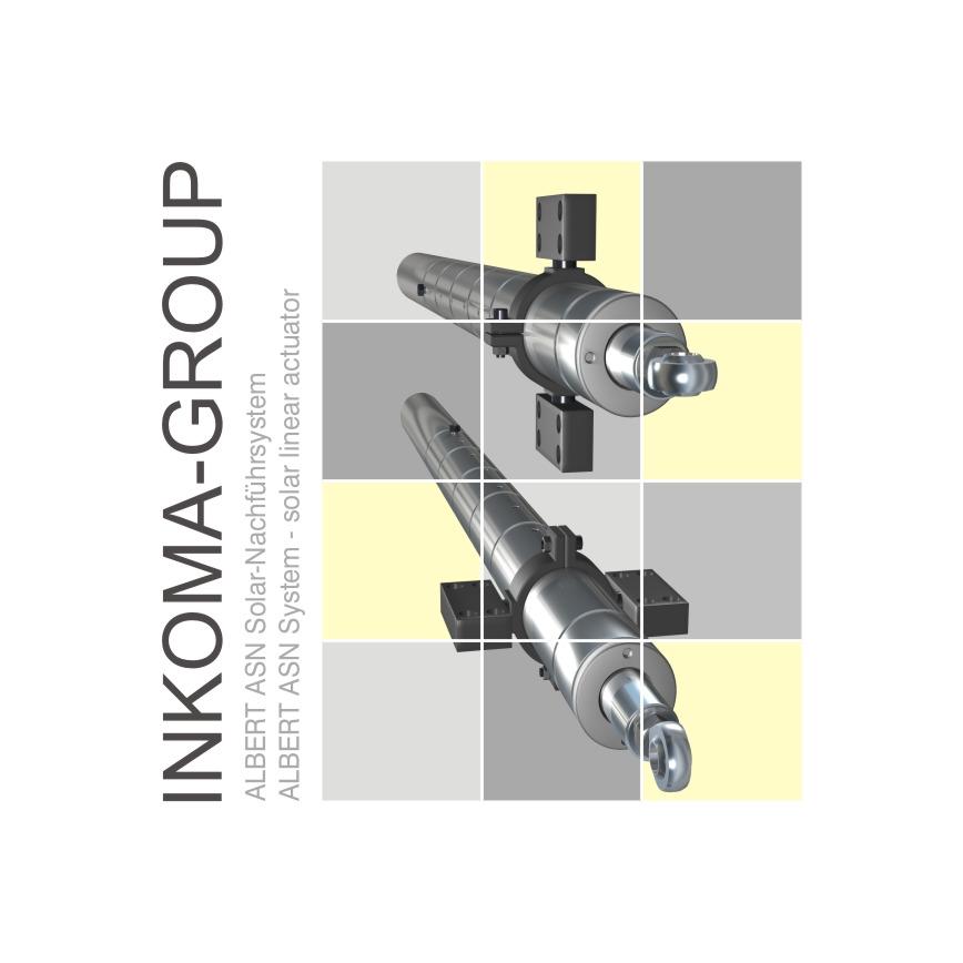Logo ALBERT - ASN Solar-Nachführsystem