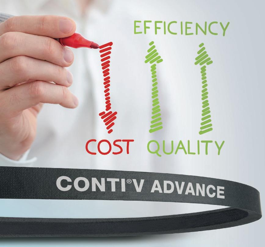 Logo CONTI-V ADVANCE