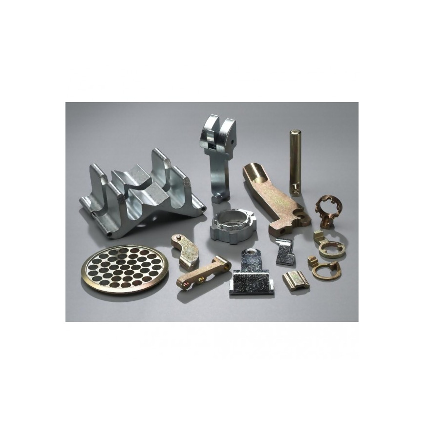 Logo Sintered components