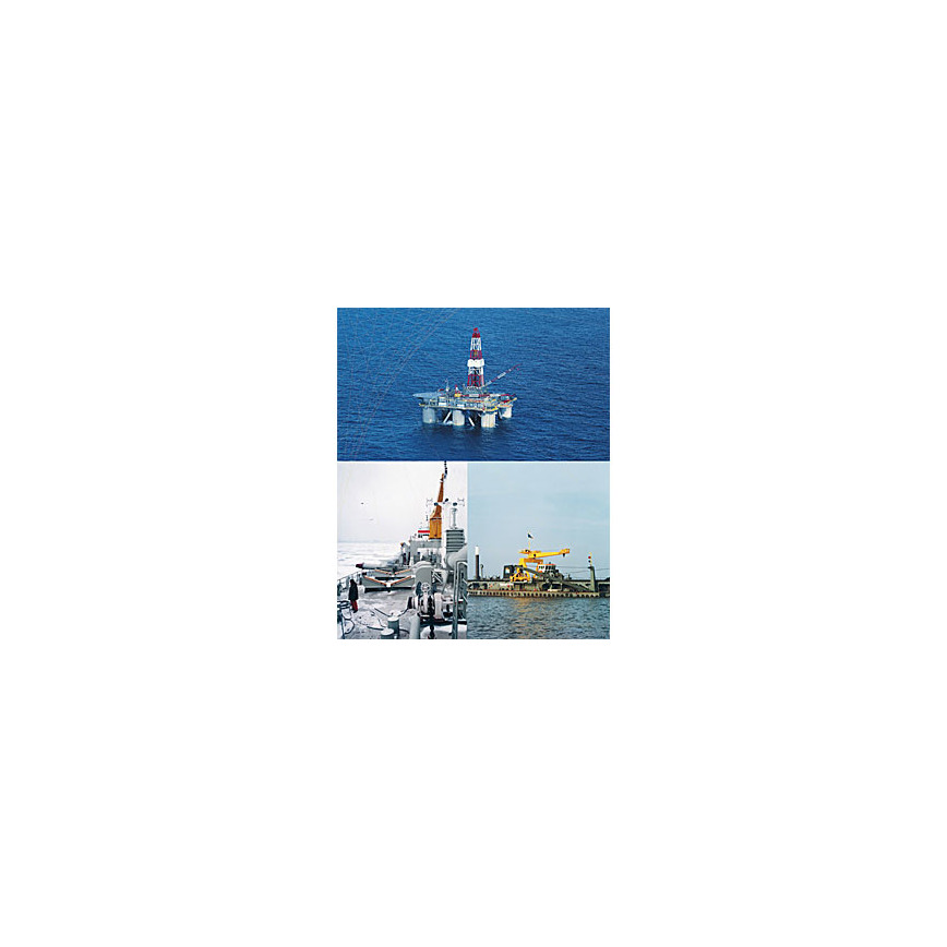 Logo Polyurethan für die maritime Industrie