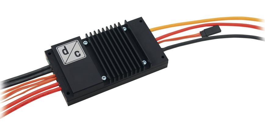Logo D-SINUS Motor Controller