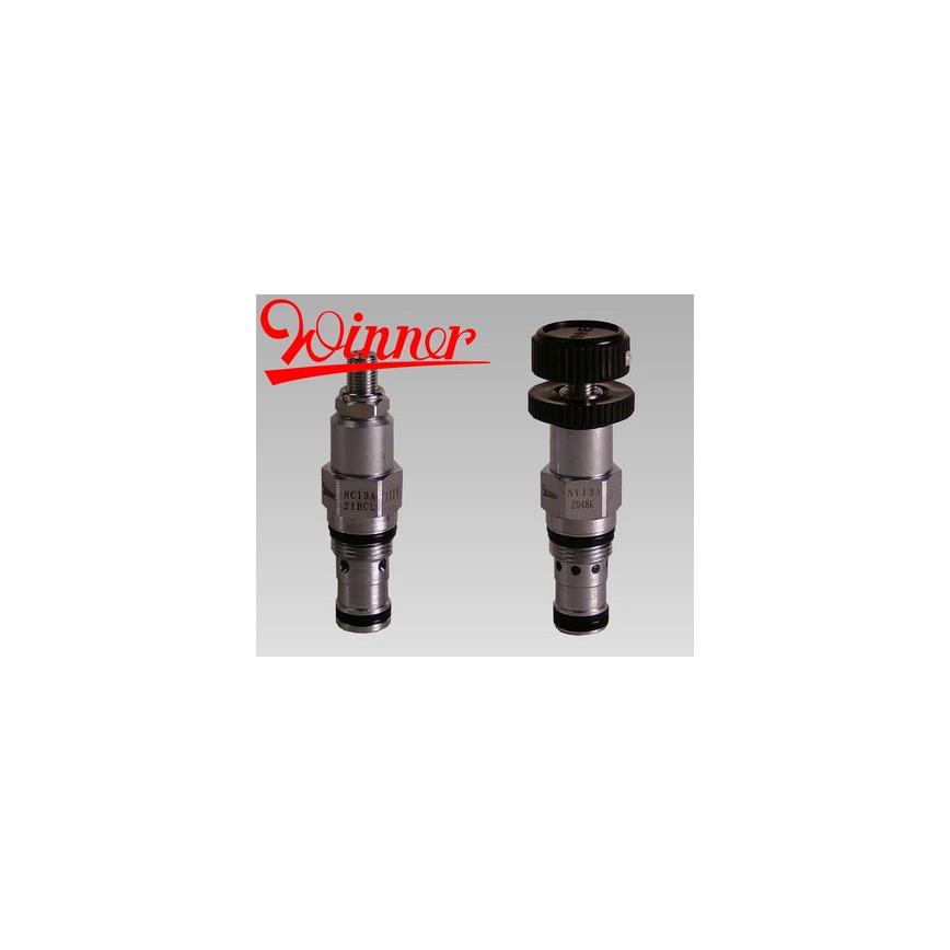 Logo Flow control valves