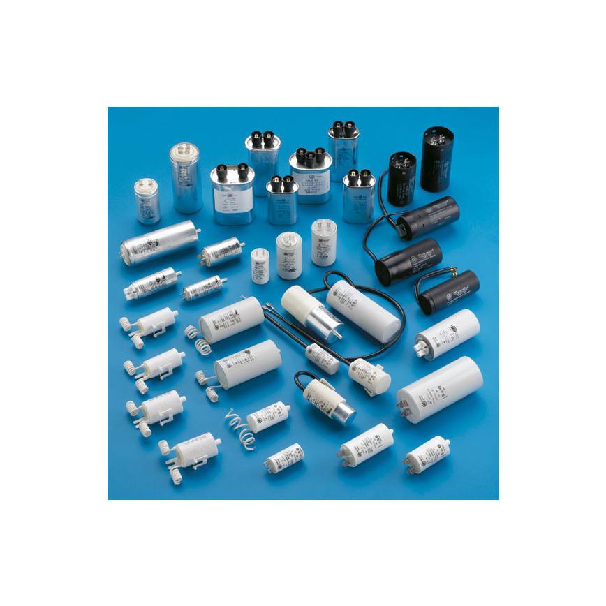 Logo Industriekondensatoren fuer Motor- und Lampen-Anwendungen