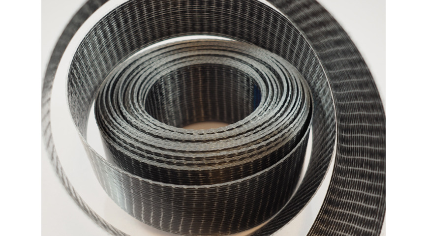 Logo Thermoplastische Composite-Tapes