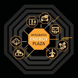 Logo Integrated Energy Plaza