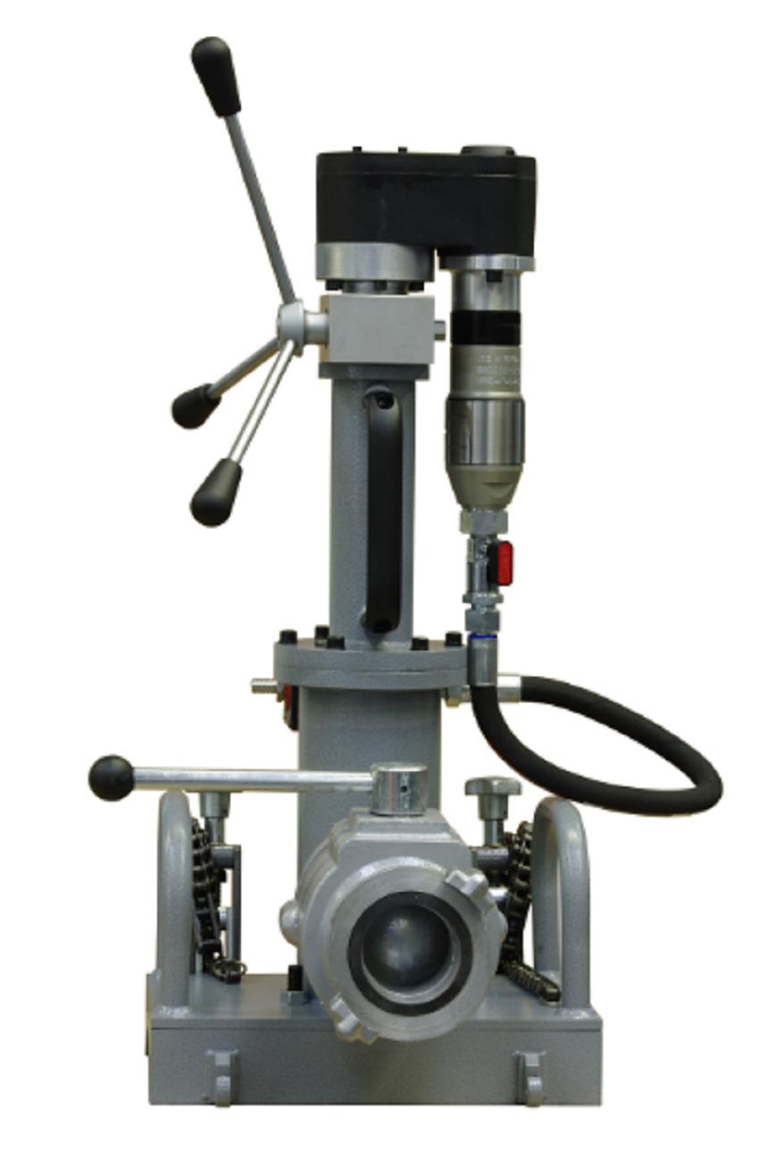 Logo Pneumatic Drill