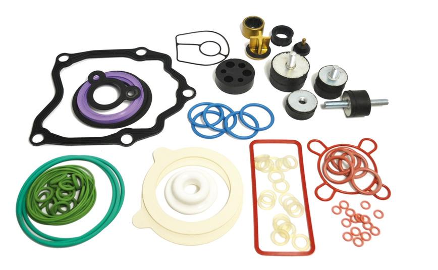 Logo Rubber parts