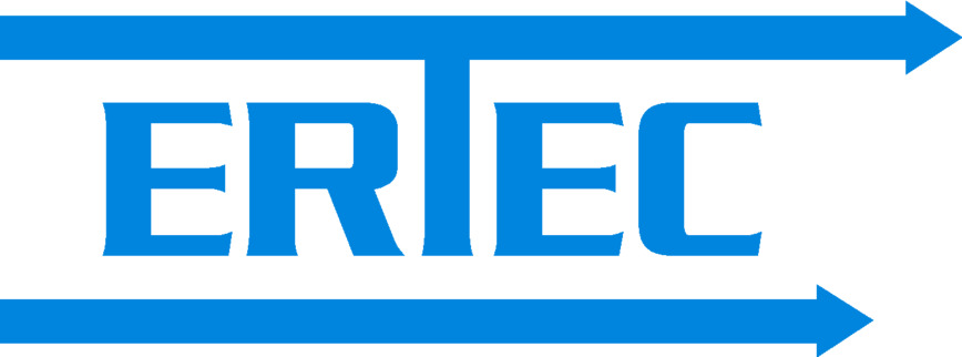 Logo ERTEC (Enhanced Real-Time Ethernet)