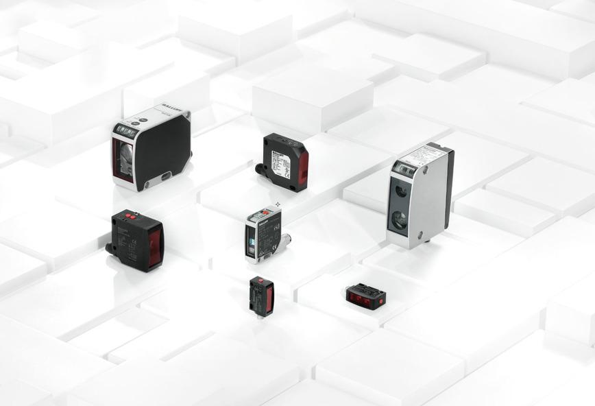 Logo Photoelectric Distance Sensors