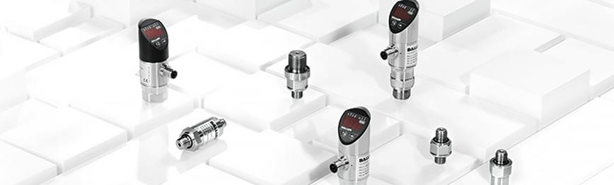 Logo Pressure sensors