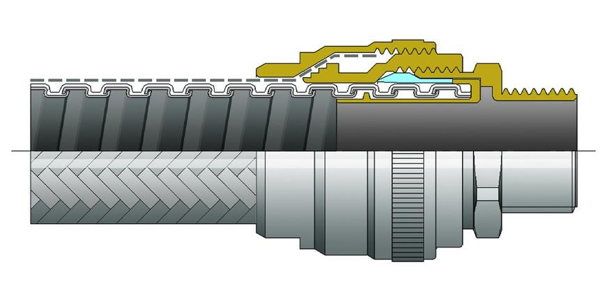 Logo Metallschutzschlauch