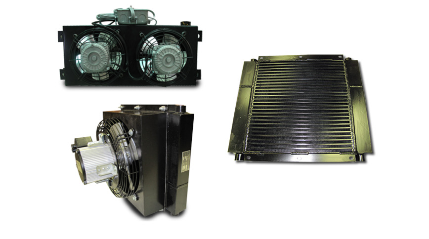 Logo Air and Oil Coolers and Dryers