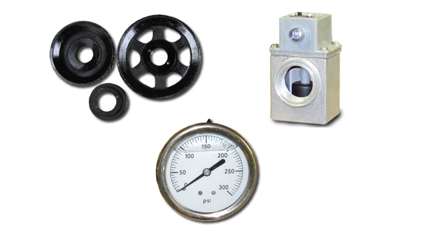 Logo Parts and Assembly Components