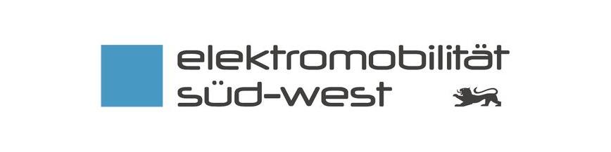 Logo Cluster Elektromobilität Süd-West