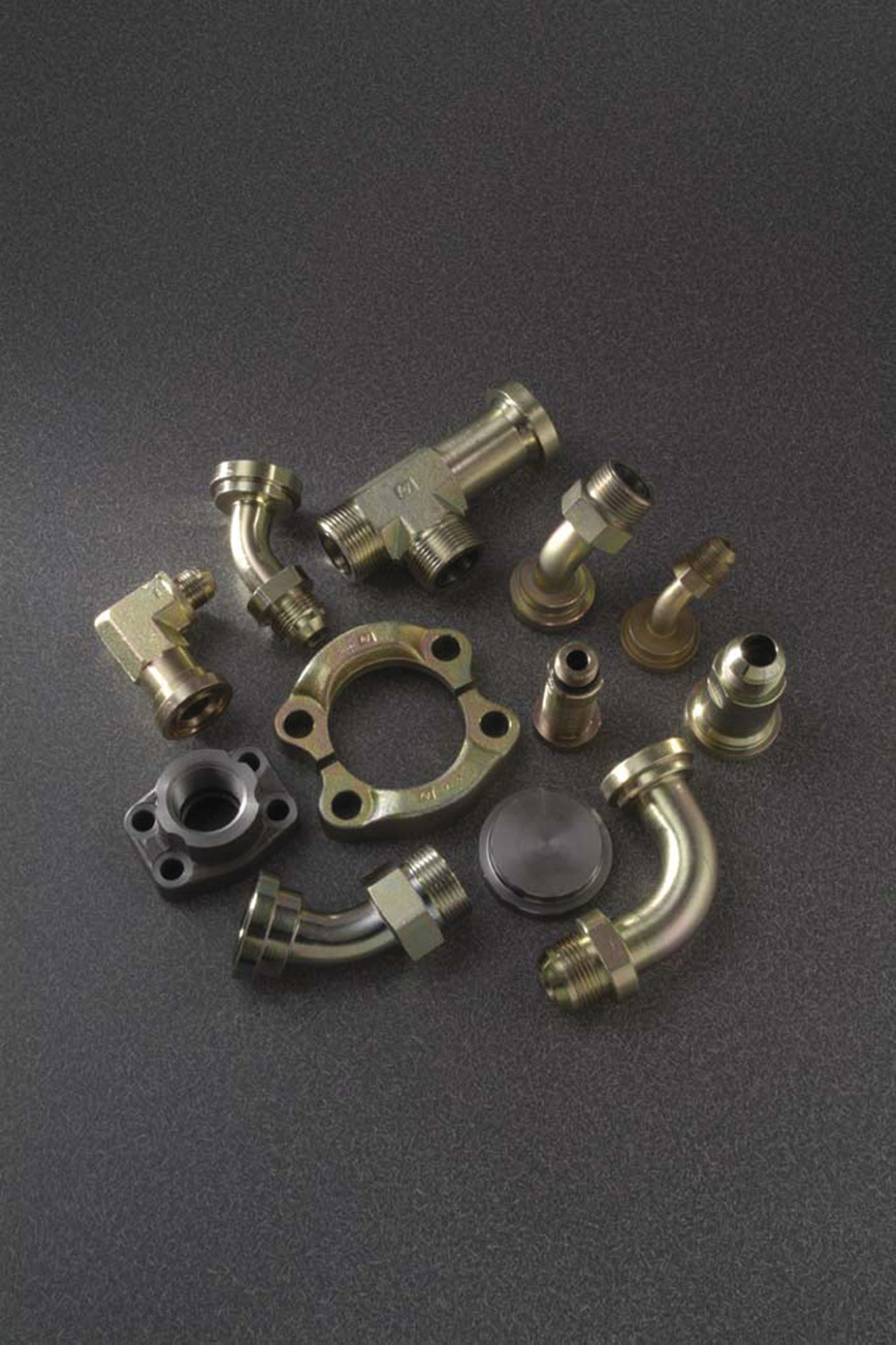 Logo Flange Adapters