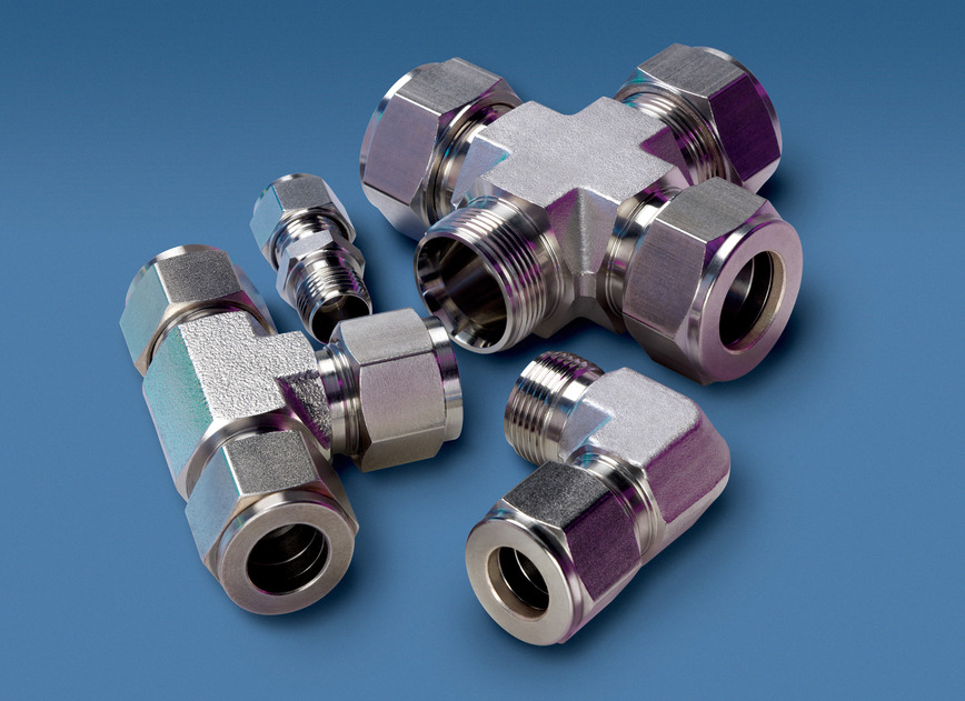 Logo JIC Steel Tube Fittings and Adapters