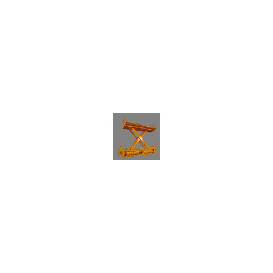 Logo Air-cushion special equipment - Scissor Lifts