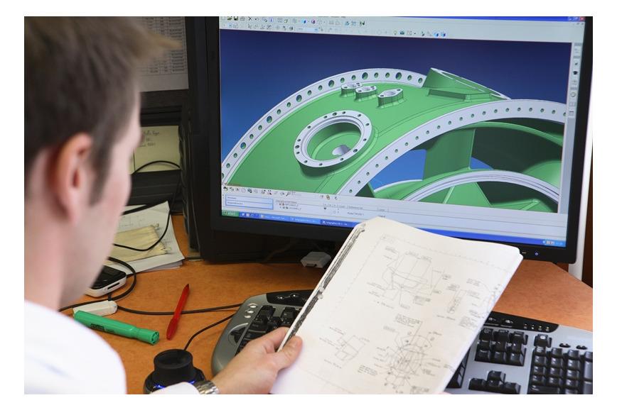 Logo Creaform Engineering Services