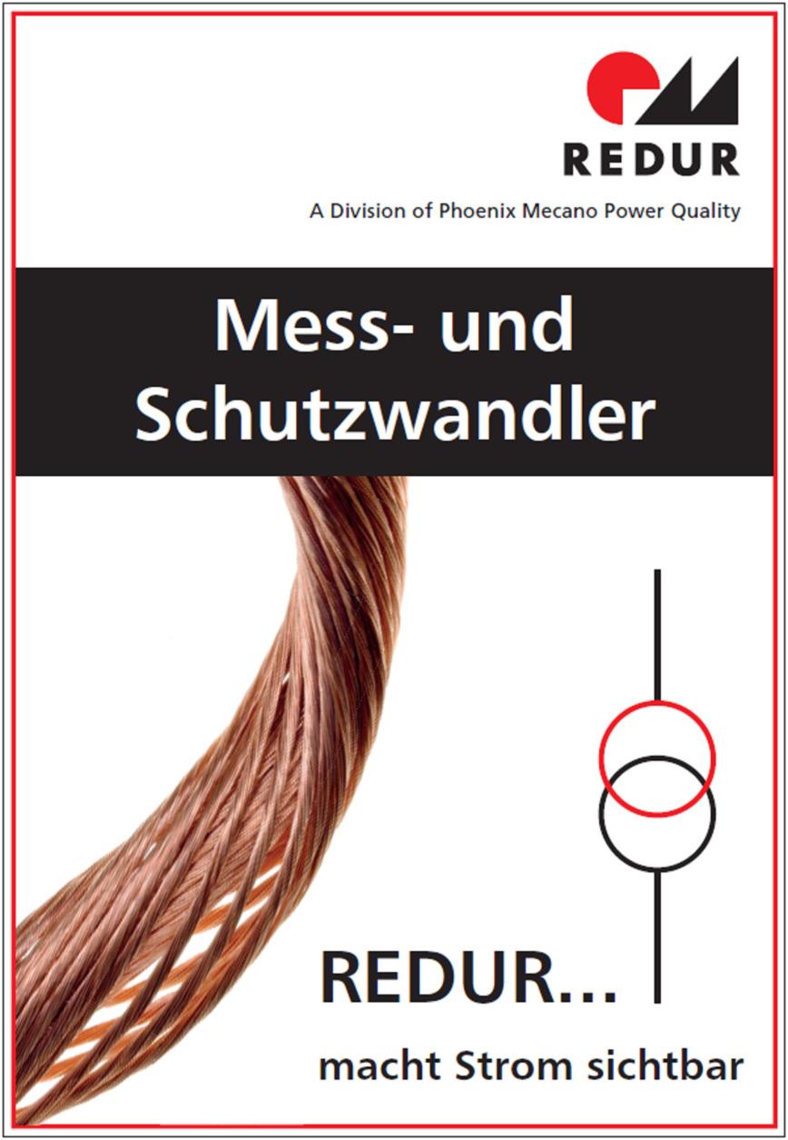 Logo Messwandler und Messumformer