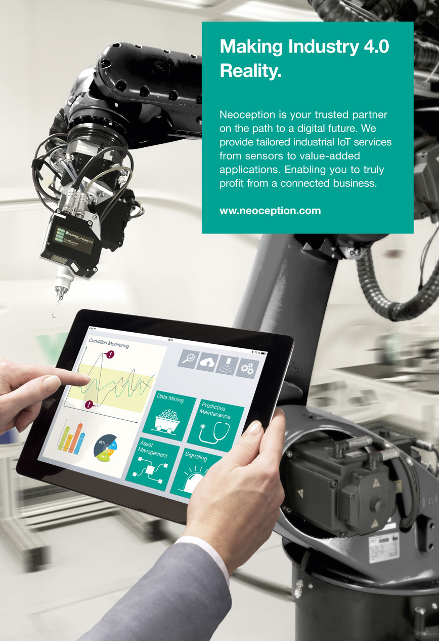 Logo SW/HW solutions for industry 4.0 & IoT