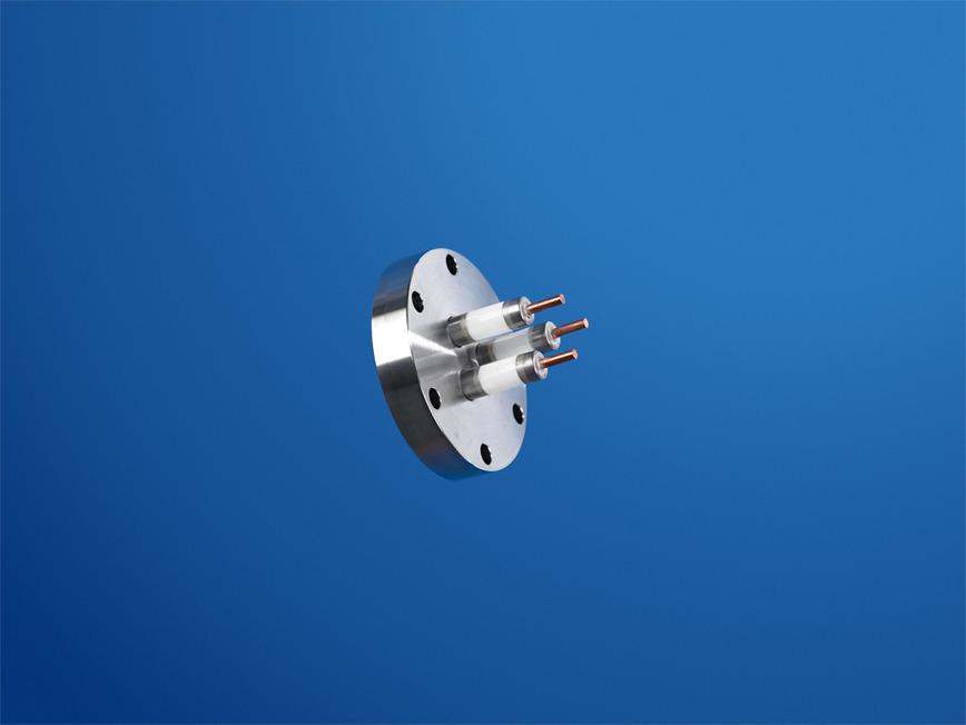 Logo Standardprogramm Stromdurchführungen für die Vakuumtechnik