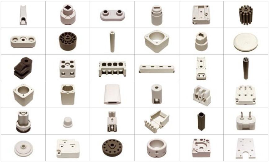 Technische keramik eigenschaften