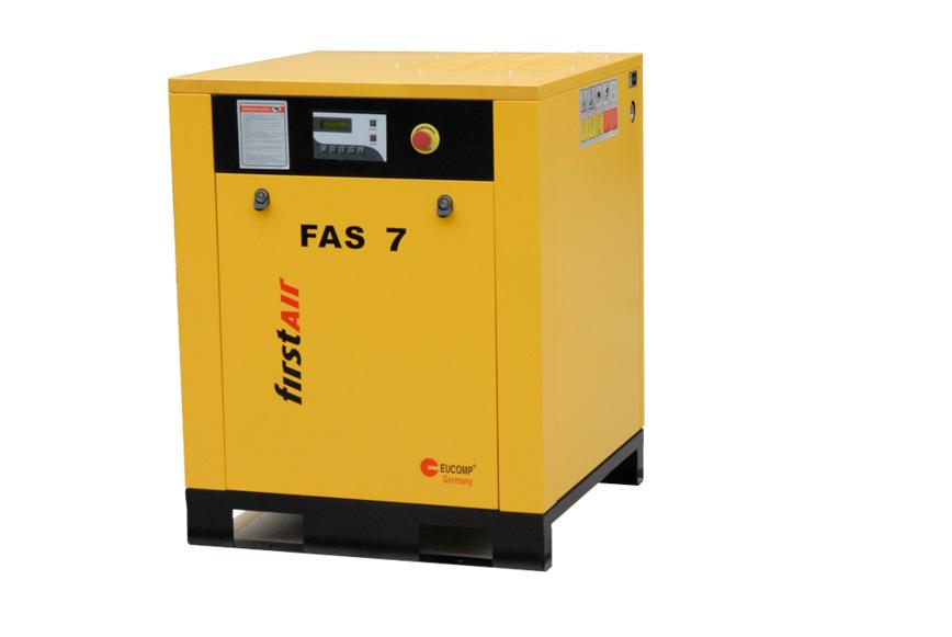 Logo firstAir Screw Compressors