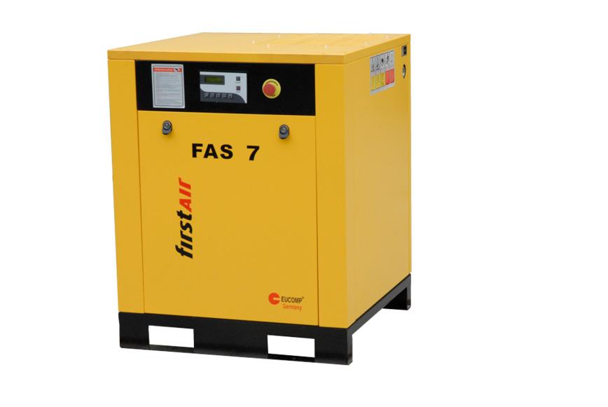 Logo firstAir FAS 3-37 kW