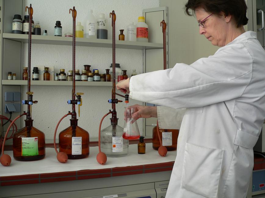Logo Chemische Analysen