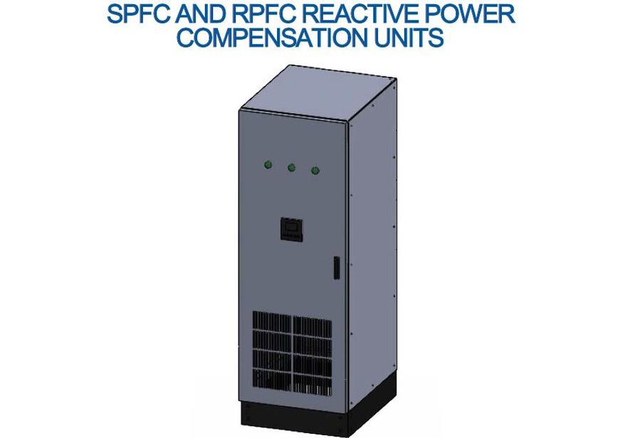 Logo Reactive Power Compensation Units