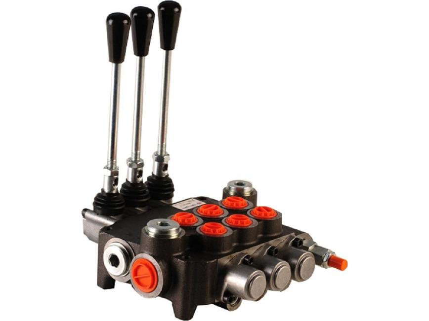 Logo Monoblock control valves