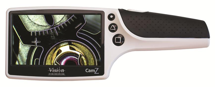 Logo Portable Vergrößerung CamZ