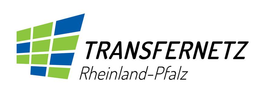 Logo Transfernetz Rheinland-Pfalz: Wissen für die Wirtschaft