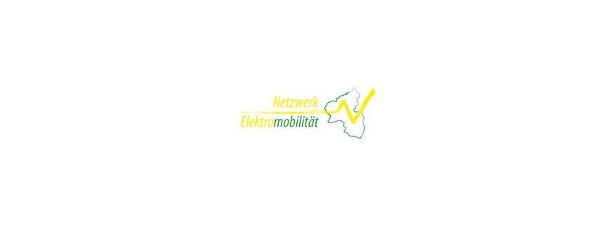 Logo Elektromobilität / nachhaltige Mobilität