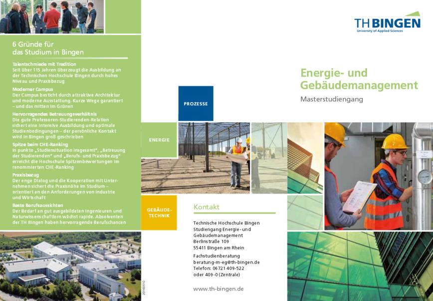 Logo Energie- und Gebäudemanagement M. Sc.