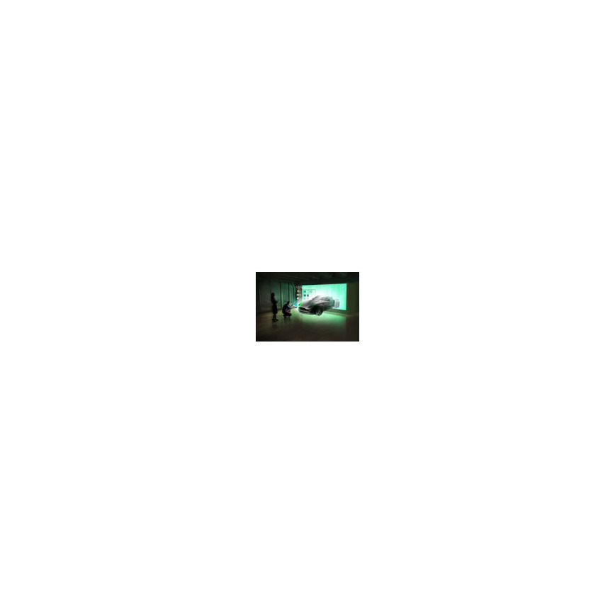 Logo 3D Vision Pro - 3D Shutterbrille