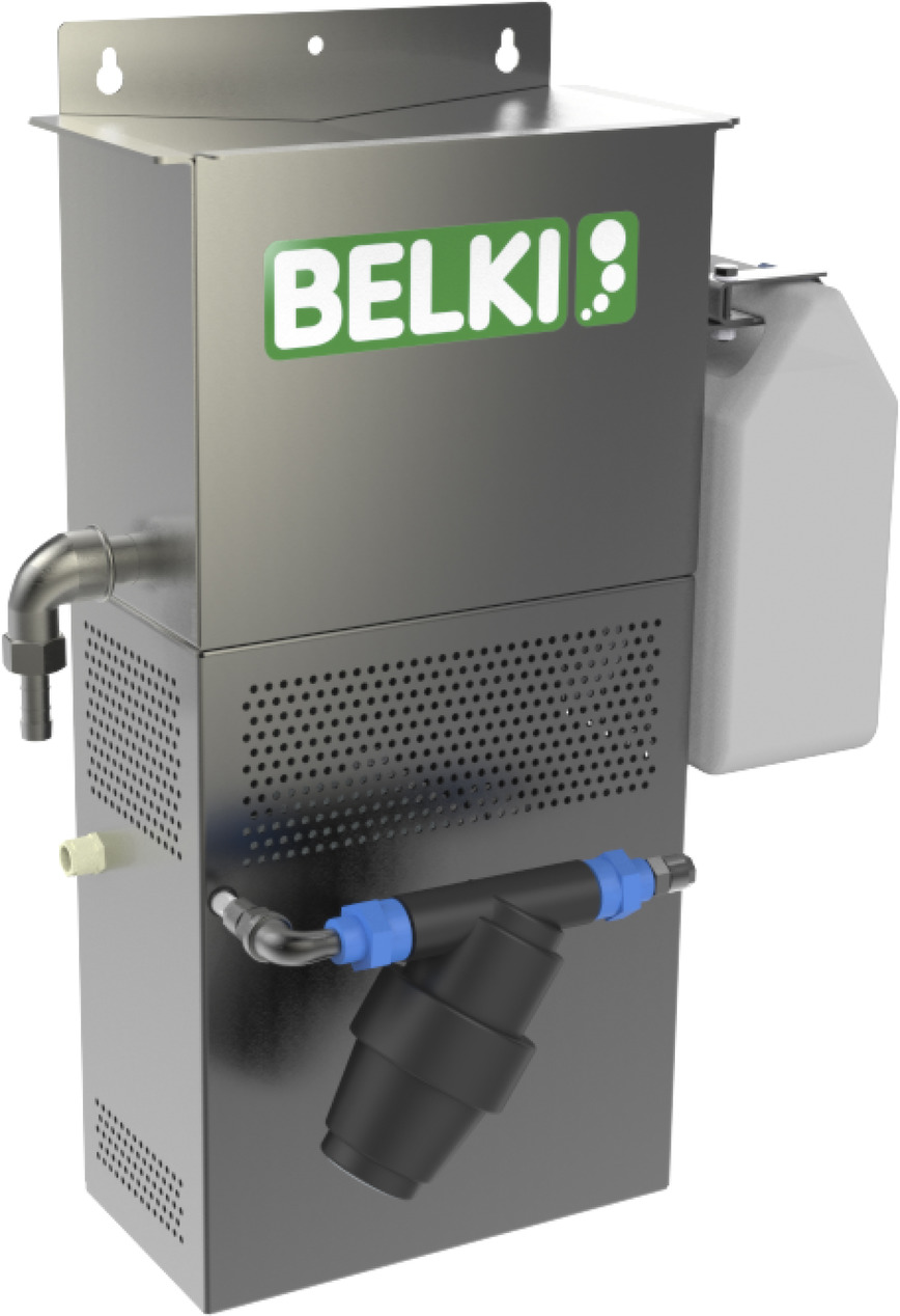 Logo BELKI Oil Separator - Effective cleaning