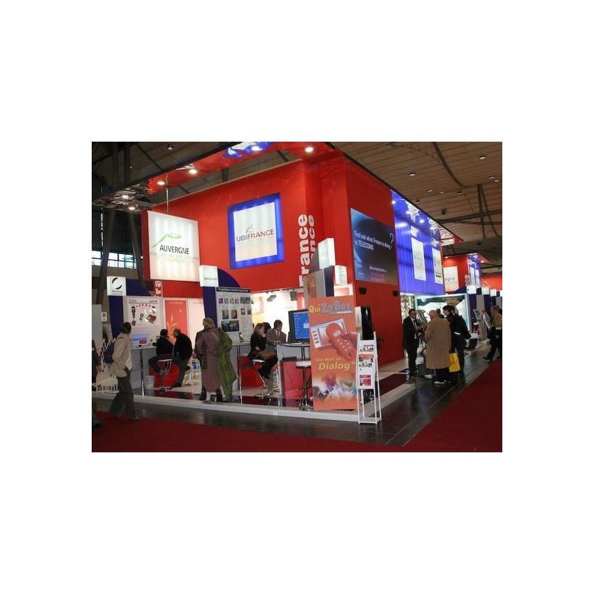 Logo Promotion of French technologies & products