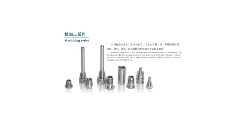 Logo Machining Series