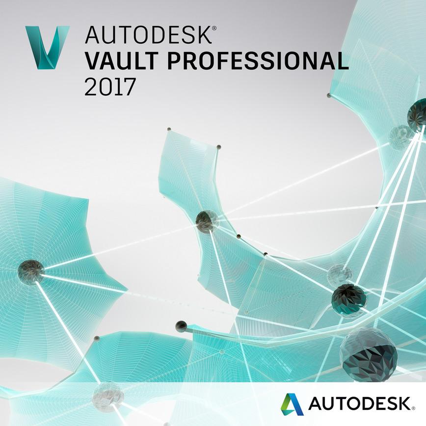 Logo Autodesk Vault Produktfamilie