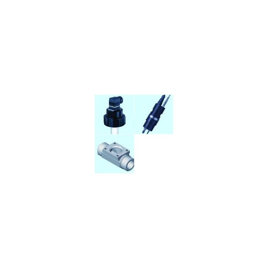 Logo pH-Transmitter und konduktive Leitfähigkeitstransmitter
