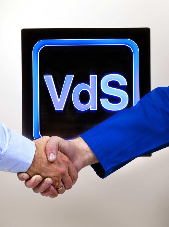 Logo VdS-anerkannte Cyber-Security-Berater
