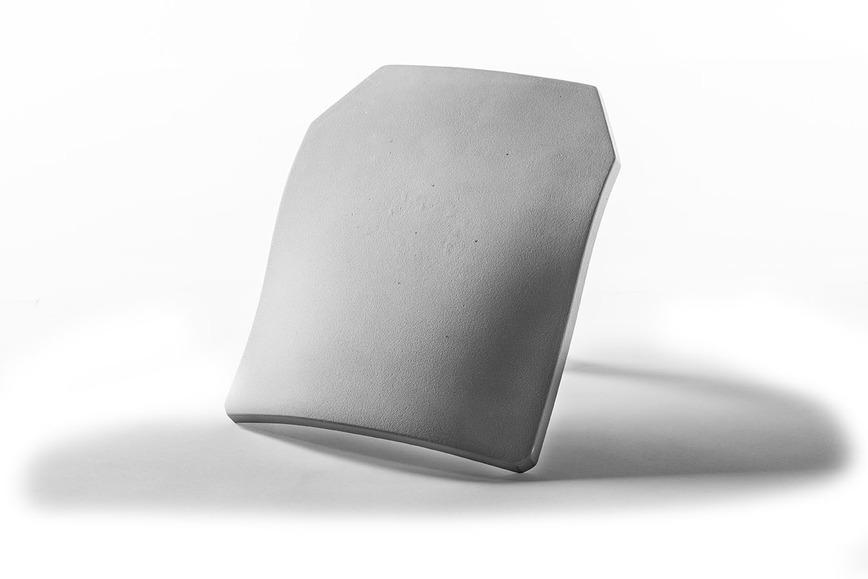 Logo SiC - Armorplates
