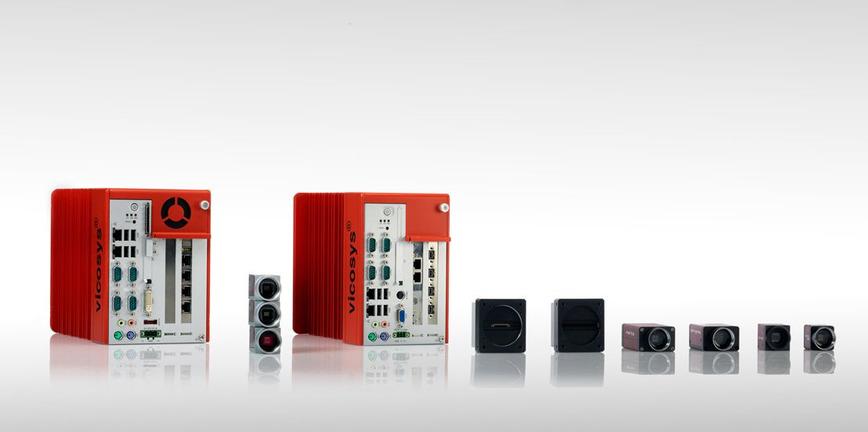 Logo vicosys® multi-camera systems
