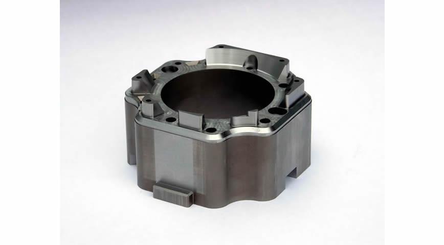 Logo Automotive fuel pump component