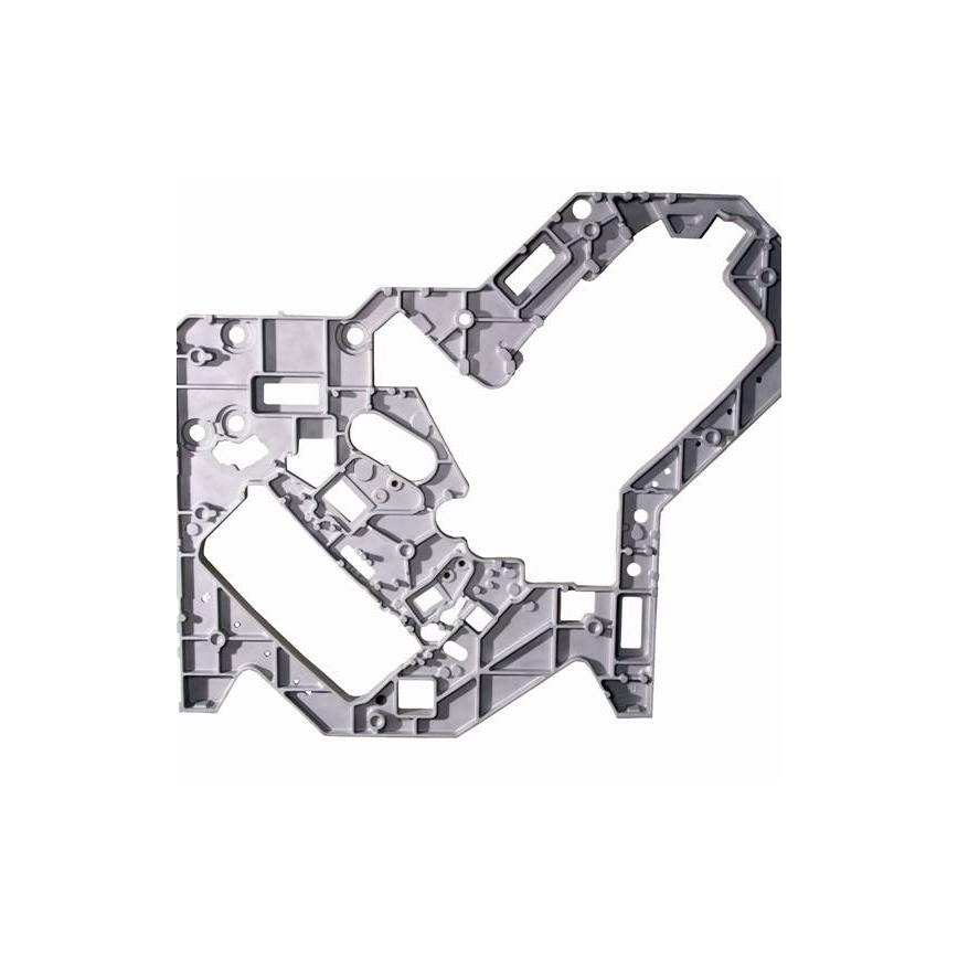 Logo Aluminiumsandguss im Vakuumformverfahren